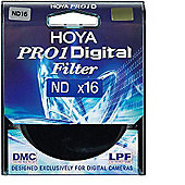 HOYA PRO-1 Digital ND x16 Filter - 82mm