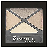 Rimmel Glam'Eyes Quad Eyeshadow Sun Safari