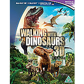Walking With Dinosaurs (3D Blu-ray, Blu-ray & UV)