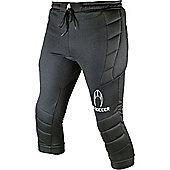 Ho Logo 3/4 Trousers Junior - Black