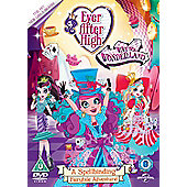 Ever After High: Way too Wonderland DVD