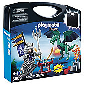 Playmobil 5609 Dragon Knights Carry Case