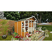 BillyOh 4000M 7 x 7 Lucia Tongue and Groove Summerhouse