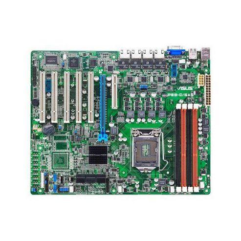 Asus P8B-C/4L Motherboard Xeon E3-1200 Core i3-2100, G8X0, G6X0 Socket 1155 C202 ATX RAID 82574L LAN (XGI Z9s)