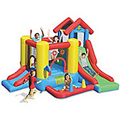 7 in 1 Play House Bouncy Castle
