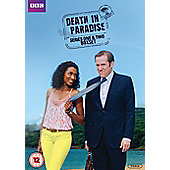 Death in Paradise Series 1& 2 Box set
