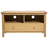 Ruskin TV Unit, Oak