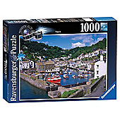 Ravensburger Photo Gallery #1 - Polperro, 1000 Piece Puzzle