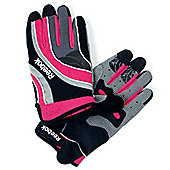 Reebok Womens Cycling Gloves - Pink