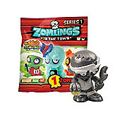Zomlings In The Town - Series 1 - Figure Packs (x5)