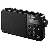 Sony XDRS40 DAB Radio Black