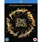 Lord Of The Rings Trilogy Blu-ray