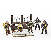 Mega Bloks Call Of Duty Legends: Platoon Patrol