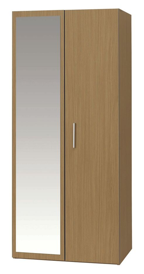 Alto Furniture Mode Wardrobe with Mirror
