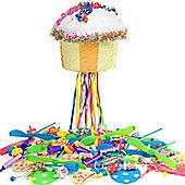 Cupcake Pull Pinata Kit