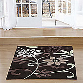 Ultimate Rug Co Aspire Yukon Modern Rug - 150 cm x 240 cm (4 ft 11 in x 7 ft 10.5 in)
