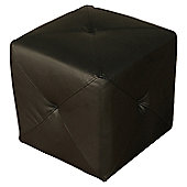 Elements Jepsen Pouffe - Black