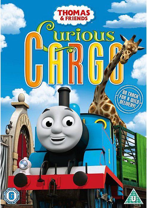 Thomas & Friends Curious Cargo