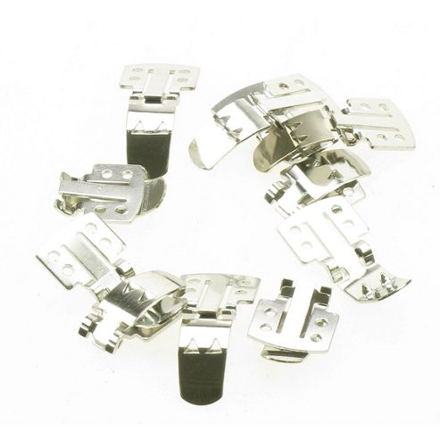 Shoe Clips N/P - 12 Pack