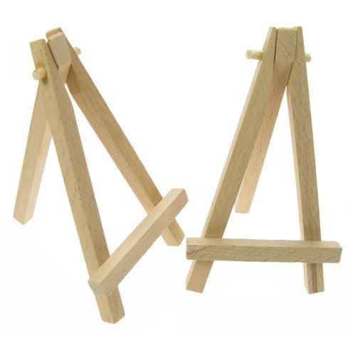 Reeves 2 Pack Mini Easels