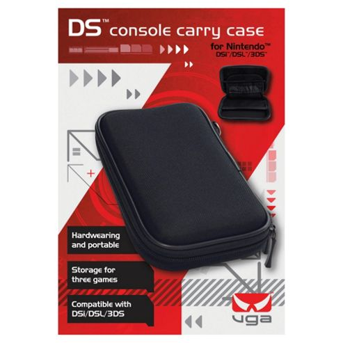 3DS Carry Case - Black