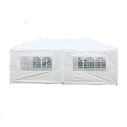 Palm Springs 3M X 6M Party Tent/ Marquee W/ Sides