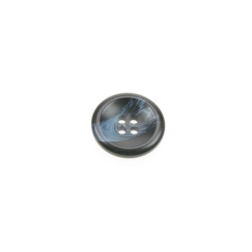 Dill Buttons 20mm Marble Black