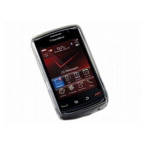 iTalkOnline ProGel Skin Case - BlackBerry 9520 Storm2 - Black