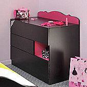 Parisot Lady Doll 3 Drawer Chest