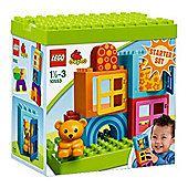 LEGO DUPLO Toddler Build and Play Cubes 10553