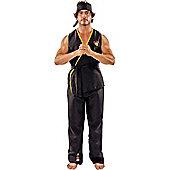 Adult Viper Kai Karate Fancy Dress Costume Extra Large