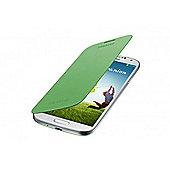 Galaxy S4 Flip Case Lime