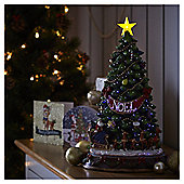 Light Up Christmas Tree Room Decoration