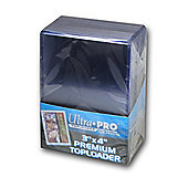Ultra Pro Toploaders Premium Card Game (Pack of 25, Clear)