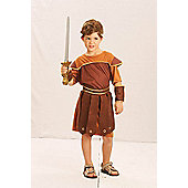 Roman Soldier - Child Costume 9-10 years