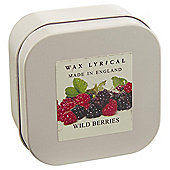 Wax Lyrical Made in England Berries Candle Tin