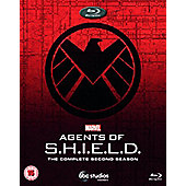 Marvel's Agent Of S.H.I.E.L.D. Season 2 Blu Ray (limited Digipack with slipcase)
