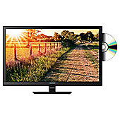 Blaupunkt 24/207I 24 Inch HD Ready 720p LED TV / DVD Combi with Freeview