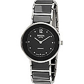 Boccia Ladies Ceramic Bracelet Watch B3209-03