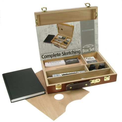 Complete Sketching Box Set