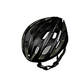 Carrera E0443 Velodrome Road Helmet Black/Silver Matt Small Medium 54-57cm