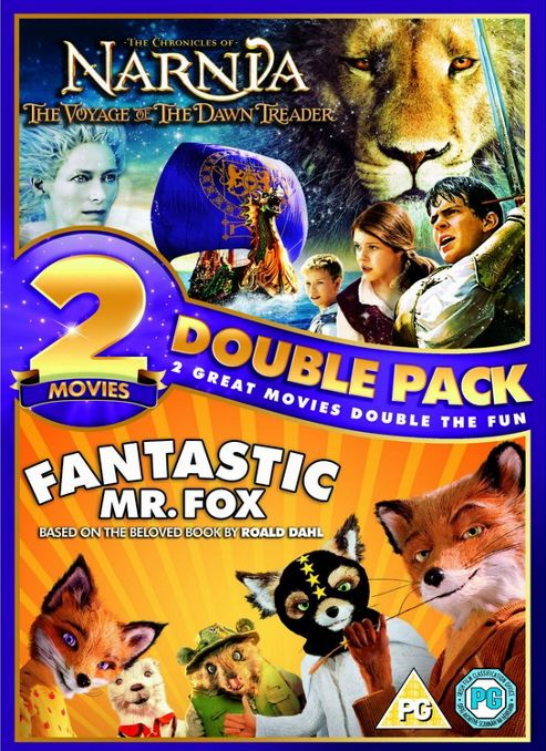 Chronicles Of Narnia/Fantastic Mr Fox (DVD Boxset)