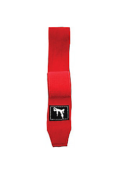 Bruce Lee Boxing Hand Wraps 108 inch - Red