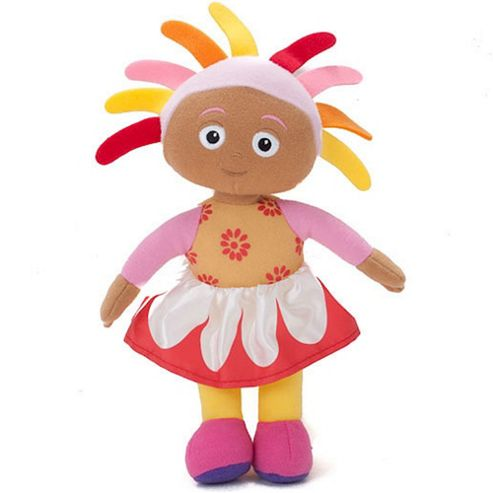 In The Night Garden Large Talking Upsy Daisy Soft Toy - 30cm