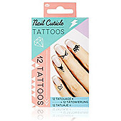 Nail and Cuticle Tattoos