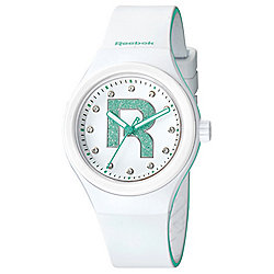 Reebok Icon Ladies Stone Set Watch RC-IDB-L2-PWIW-WT