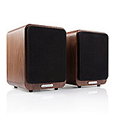 Ruark Audio MR1 Bluetooth Speaker System, Walnut