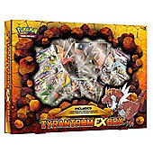 Pokemon Tyrantrum Ex Box Card Game