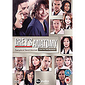 Grey's Anatomy Season 10 (DVD Boxset)
