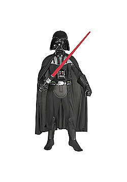 Star Wars Darth Vader Deluxe - Child Costume 4-6 Years